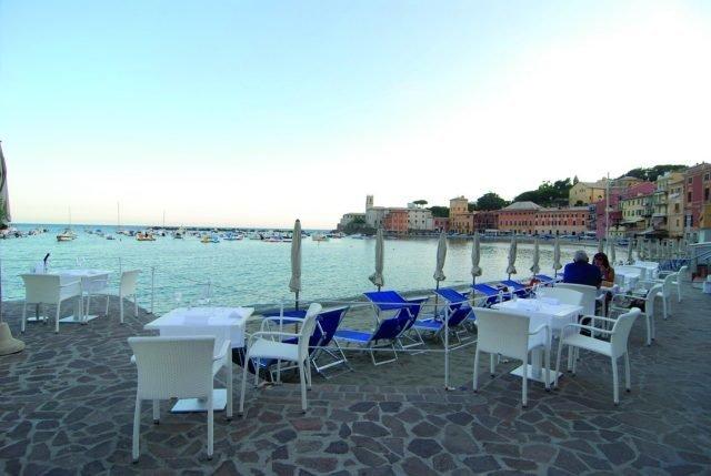 Hotel miramare sestri e ristorante baia del silenzio levante ge basko - Hotel giardino al mare sestri levante ...