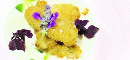 Gallinella al profumo di focaccia Genovese e crema di stracchino 100% Latte Ligure