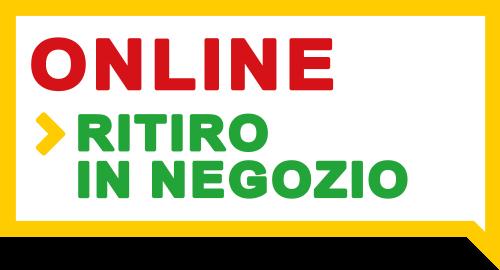 Online - Ritiro in negozio